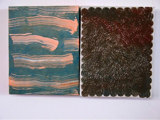 My Realness, 2008, oil on linen on panel, 10 x 16