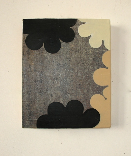 Perimeter III, 2008, oil on linen, 10 x 8