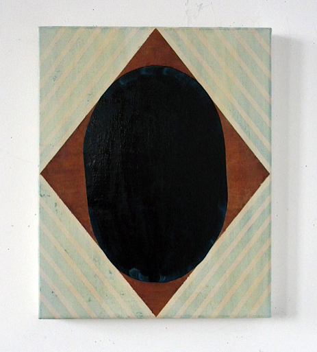 paintings2011_5 Begin With Separateness 2011 oil on canvas on panel 20x16