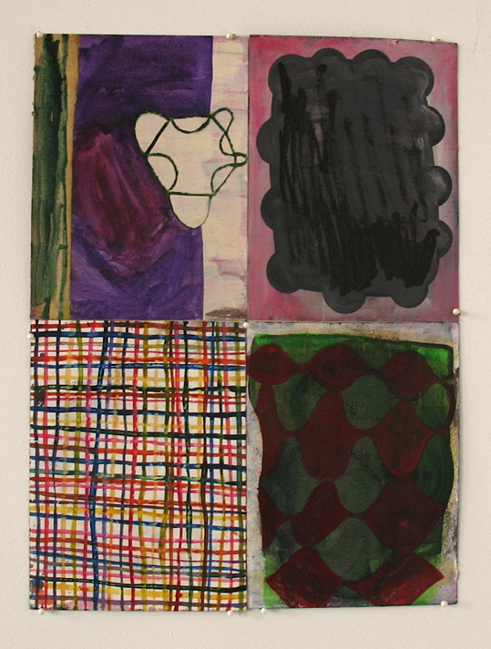 wop2010_6 Mad Song 2010 gouache and watercolor on paper 15 12x11 12