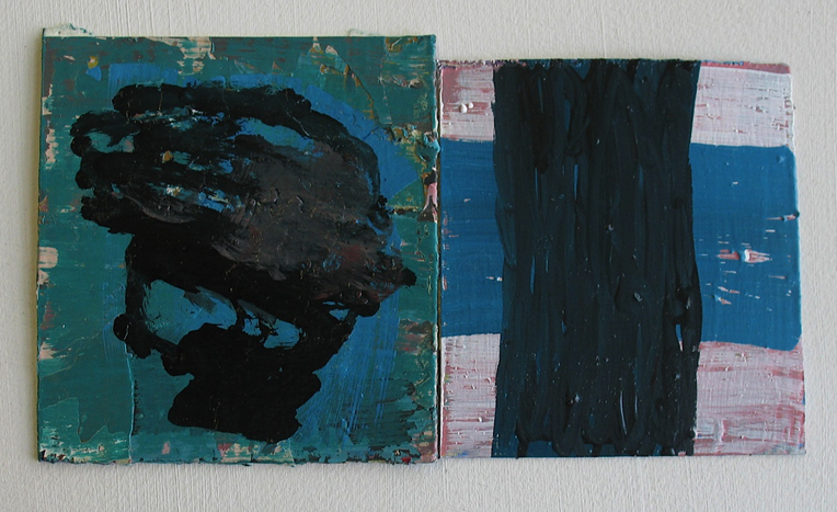 wop2011_4 The Air you Breathe 2011 oil on paper 4 12x7 12
